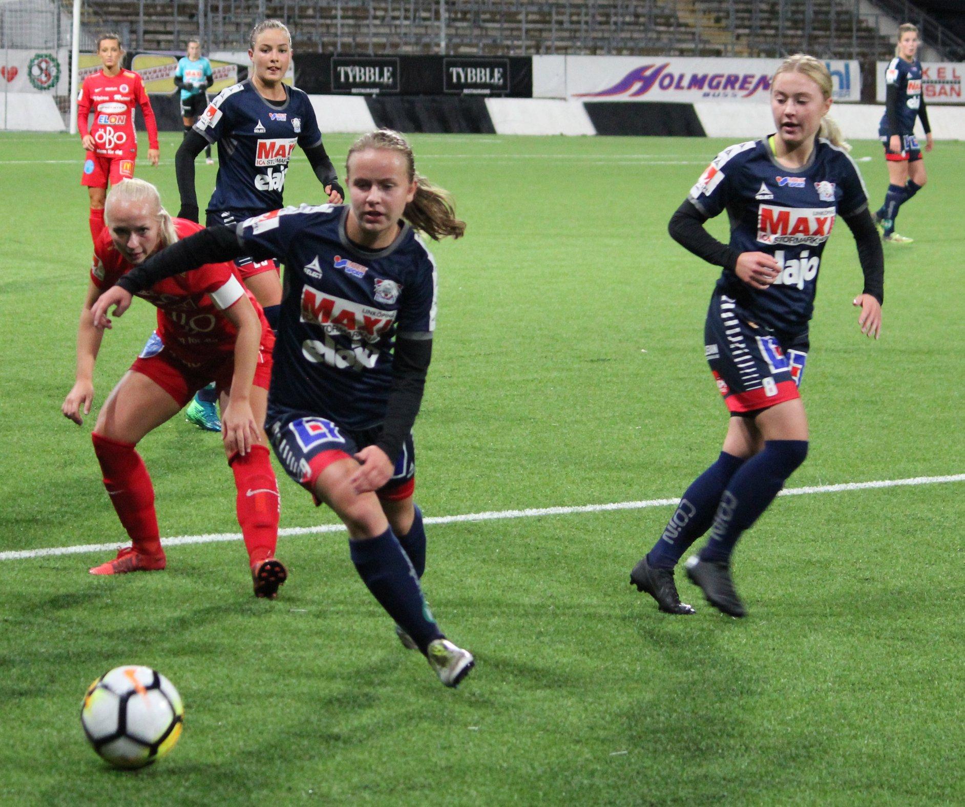 Bortamöte KIF Örebro - Linköpings Fotboll Club 69fd1082a4044