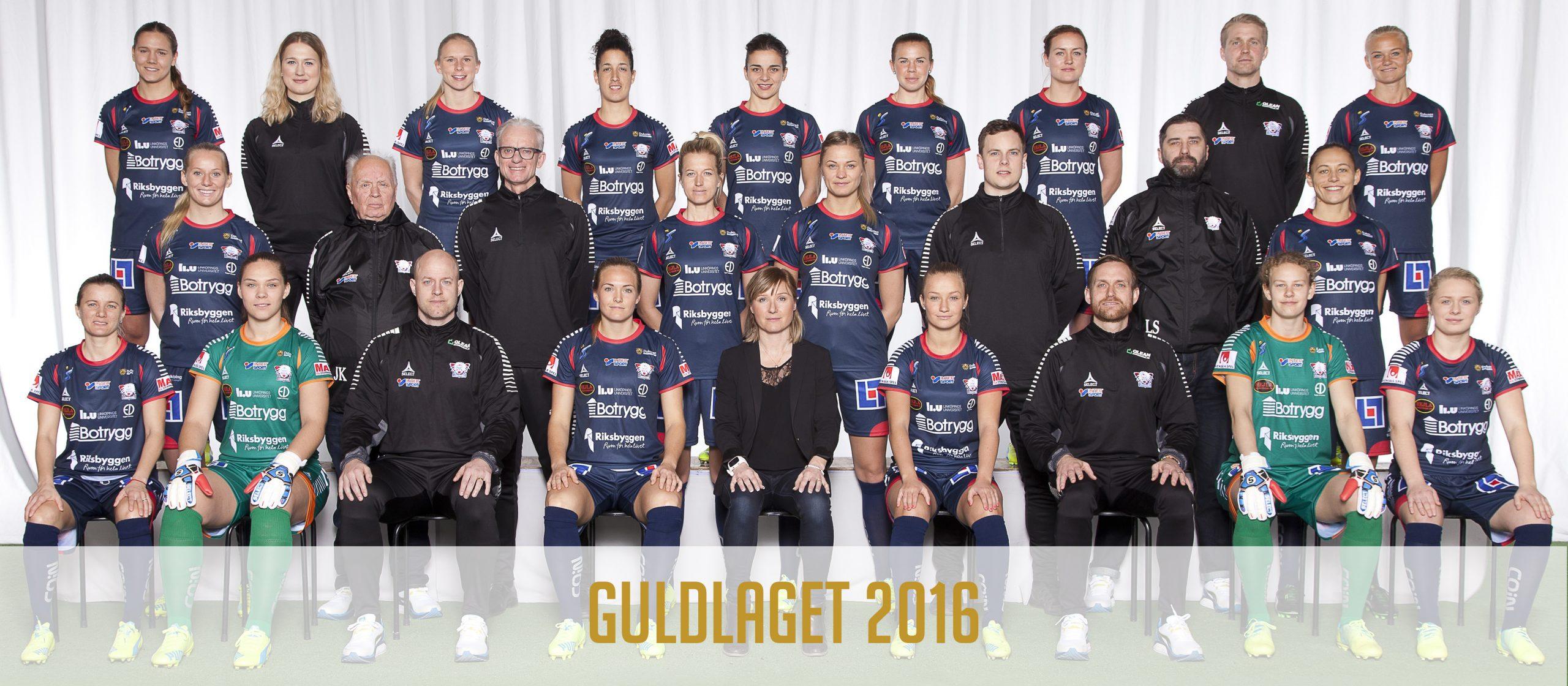 Linköpings FC - Guldlaget